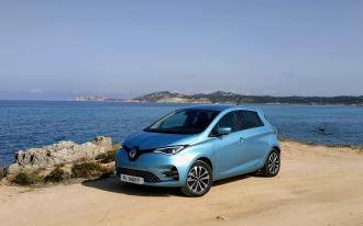 Renault Zoé 3 : 395 km en toute sérénité!