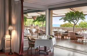 Métropole: réouverture du restaurant Joël Robuchon