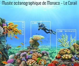 Musée océanographique de Monaco – le corail