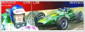 Les pilotes myhiques de F1 : Jim Clark