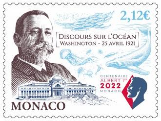 Centenaire du Discours sur l'Océan du Prince Albert Ier
