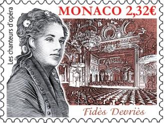Les chanteurs d'opéra – Fidès Devriès
