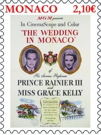 LES FILMS DE GRACE KELLY – MARIAGE A MONACO