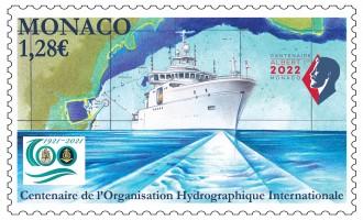 Centenaire de l'Organisation Hydrographique Internationale