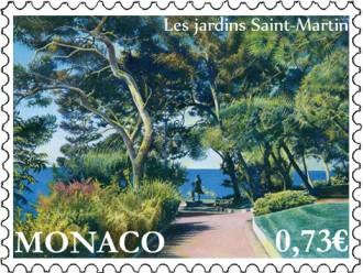 Les jardins Saint-Martin