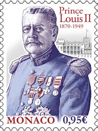 150e anniversaire de la naissance du Prince Louis II