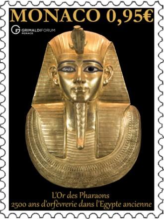 """Exposition """"l'Or des Pharaons - 2500 ans d'Orfèvrerie dans l'Egypte Ancienne"""""""