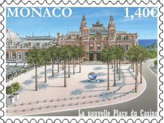 La nouvelle Place du Casino de Monte-Carlo