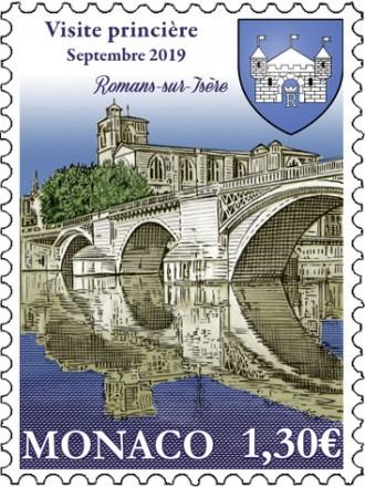 Anciens fiefs des Grimaldi : Romans-Sur-Isère