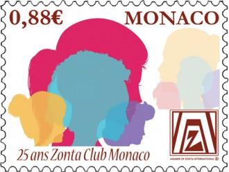 25e anniversaire du Zonta Club Monaco